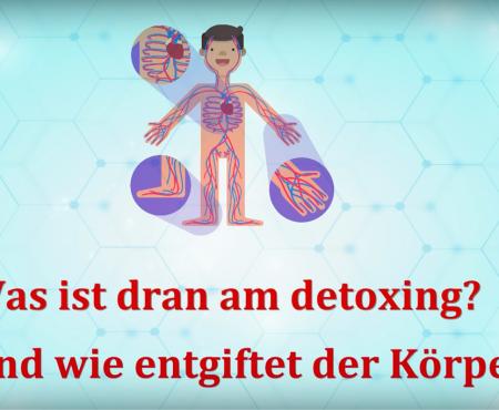 Teil 1 – Was ist dran am detoxing und wie funktioniert Entgiftung?